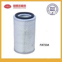 Buy cheap FA6995AB High Material Air Filter For Mini Excavator from wholesalers