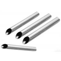Buy cheap Seamless Welded Stainless Steel Round Tubing , 410 420 430 Stainless Steel Round Tube from wholesalers