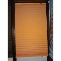 Buy cheap Colourful Manual Windows Shades Blinds Blackout , Fabric Pleated Blinds from wholesalers
