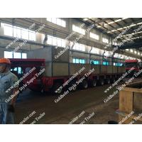 Buy cheap Hydraulic axle trailer, Heavy transporter, Spmt scheuerle from wholesalers