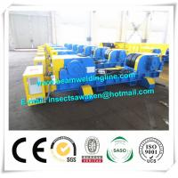 Buy cheap Europ Standard Conventional Welding Rotator / 600 Tons Pipe Rollers For Welding from wholesalers