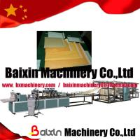 Buy cheap Paper Bubble Envelope Bag Making Machine from wholesalers