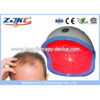 Buy cheap 650nm Low Level Hair Regrowth Cap / High Power Laser Hair Regrowth Helmet , FCC CE from wholesalers