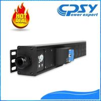 Buy cheap 8 Outlets Computer Intelligent Power distribution unit PDU Rackmount Network Grade PDU Power Strip from wholesalers