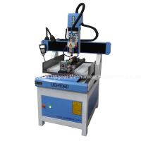 Buy cheap 3D CNC Metal Engraving Machine 4 Axis with DSP A18 Control UG-6060 from wholesalers