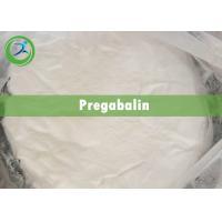 Buy cheap USP Standard 99% Raw Materials Powder Pregabalin White Crystalline Powder Pregabalin Antiepileptic drugs Pregabalin product
