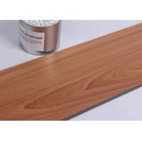 Buy cheap Easy Cleaning LVT WPC Plank Flooring Skid Resistance With Strong Adaptability product