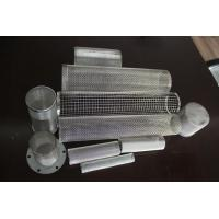Buy cheap Stainless Steel Welded Wire Mesh Tube For Filter Elements and Parts from wholesalers