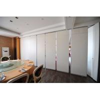 Hotel Movable Folding Partition Walls With Aluminum