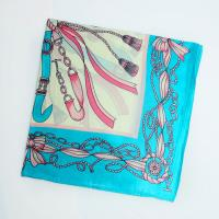 Buy cheap China Blue Headscarf for Neckwear or Head Digital Printing product