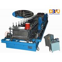 Buy cheap High Technology Automatic Cable Tray Roll Forming Machine For Purlin from wholesalers