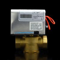 Buy cheap General Coil Motorized Valve / Forged Actuator Valve For Fan Coil Unit from wholesalers