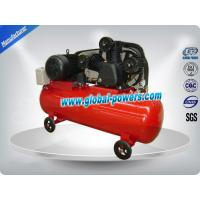 Buy cheap Belt Driven Electric Air Compressor Three - Phase Brushless 4Kw 5.5Hp 100L 8Bar from wholesalers