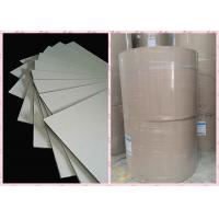 Buy cheap Laminated Grey Board Paper 1.0mm 1.2mm 1.5mm Thickness For Paper Photo Frame from wholesalers