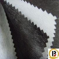 Buy cheap double dot non woven fusible interlining from wholesalers