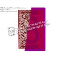 Buy cheap fournier marked cards /lumious cards from wholesalers