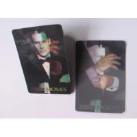 Buy cheap Promotional Souvenir Movie Star 3D Lenticular Sticker For Buiness product