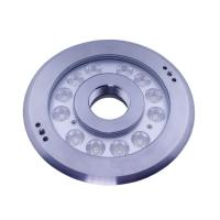 Buy cheap Waterproof IP67 Underwater LED Pond Lights 304 Stainless Steel Material from wholesalers