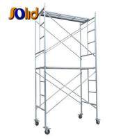 Buy cheap China used construction scaffolding pipe size for sale from wholesalers