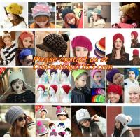 Buy cheap Children Skullies & Beanies Scarf Hat Set Baby Boys Girls Knitted kids Hats & Caps from wholesalers