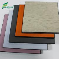 Buy cheap Compact hpl Sheet for Fireproof Durable Rich in Colors & Finish with All Size from wholesalers