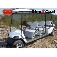 Buy cheap 6 + 2 Seater Logistics Equipment Electric Walking Golf Cart from wholesalers