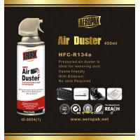 Buy cheap Computer Canned Air Duster Industrial Cleaning Supply Removes Dust Dirt from wholesalers