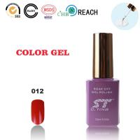 Buy cheap Poppy red of uv gel nail polish for beautiful salon from wholesalers