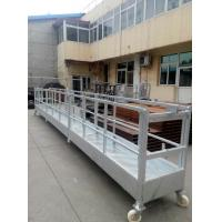 Buy cheap 7.5m 800kg suspended platform /scaffolding suspended / suspended cradle from wholesalers