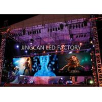 Buy cheap Customized Solution Wide Angle LED Video Wall Mobile LED Screen Rental from wholesalers