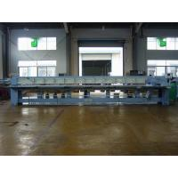 China Large Capacity Towel Embroidery Machine , Industrial Monogramming Machine on sale