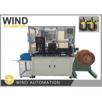 Buy cheap Automatic AC Motor Winding Machine Single Station With  Interleave Material from wholesalers