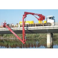 Buy cheap 6x4 16M Dongfeng Bucket Bridge Inspection Equipment For Bridge Detection , DFL1250A9 product