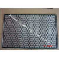Buy cheap Stainless Steel Mud Shale Shaker Screen Flat Soft With Hook Strip For Oil Industry from wholesalers