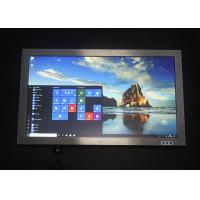 Buy cheap Windows 10 System Industrial Touch Panel PC , Stainless AIO Capacitive Touch Panel from wholesalers