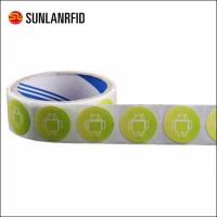 Buy cheap NFC Paper roll Rfid Tag NFC sticker from wholesalers