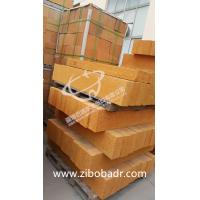 Buy cheap Heat Resistant Kiln Refractory Bricks Al2O3 30% - 65% , Low Bulk Density Fireclay Brick from wholesalers
