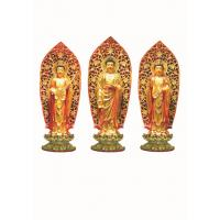Buy cheap antique polyresin buddha/ polyresin antique buddha figurine from wholesalers