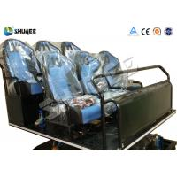 Buy cheap Pneumatic / Hydraulic / Electronics Motion Theater Chair For 5D Cinema Theater product