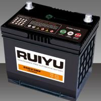 Buy cheap Maintenance Free Car Battery 12V60Ah 55D23 SMF Lead Acid Auto Battery For Car Starting  Japan Technology from wholesalers