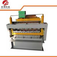 Buy cheap Gray Color Steel Double Deck Roll Forming Machine With PLC Control System from wholesalers