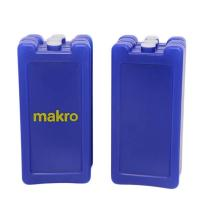 Buy cheap Custom HDPE Plastic Material FDA Cooling Ice Pack Cooler For Kids Bags product