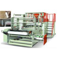 Buy cheap LLDPE with glue PIB stretch film machine(double layers)/stretch wrapping film machine from wholesalers
