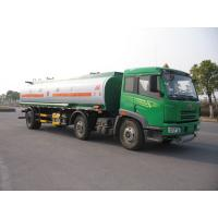 Buy cheap 182HP FAW 6x2 22cbm (5,548 US Gallon) Carbon Steel Fuel Oil Storage Tank from wholesalers
