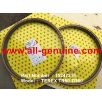 Buy cheap TEREX 15247216 SEAL ASSY OFF HIGHWAY NHL DUMP TRUCK TR50 TR60 TR100 from wholesalers