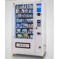 Buy cheap Coin Note Credit Card Vending Machines 24 Hour Service Cola Vending Machine from wholesalers