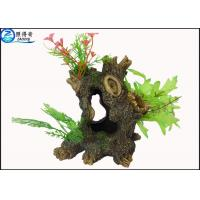 Buy cheap Colorful Artificial Plants Hollow Tree Aquarium Ornaments for Decorating Aquarium Fish Tank from wholesalers
