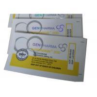 Buy cheap Plastic Waterproof Steroid Vial Labels Strong Adhesive For Vials from wholesalers