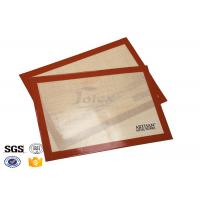 Buy cheap Professional Non Stick Silicone Baking Mat Reusable LFGB Grade from wholesalers