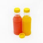 Buy cheap Wholesale Hot Filling 8oz Hot Tea PP Plastic Beverage Bottle For Yoghurt Milk Juice from wholesalers
